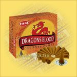 Sárkányvér Kúpfüstölő / HEM Dragons Blood