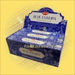HEM Kék Csampa Maszala Füstölő /HEM Natural Series-Blue Champa