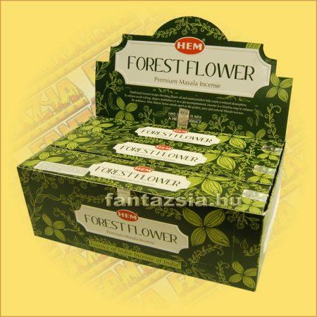 HEM Erdei Virág Maszala Füstölő /HEM Natural Series- Forest Flower
