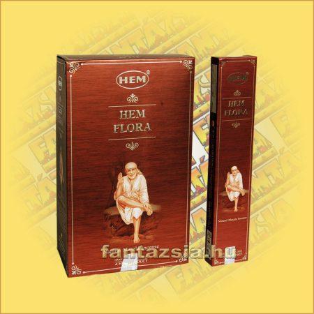 HEM Növényvilág Maszala Füstölő /HEM Devotional Series- Flora