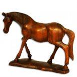 Ló figurák-szobrok