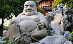 Nevető Buddha